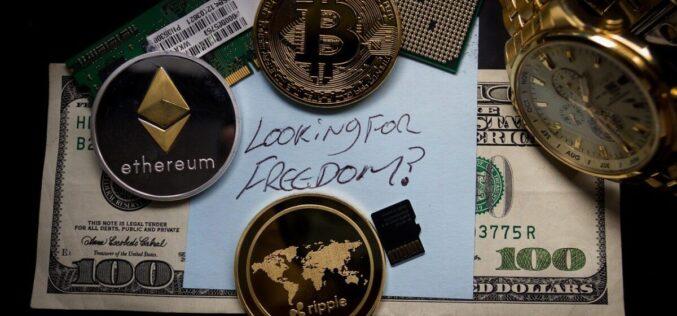 Dinheiro | As criptomoedas estão aí para ficar sem regulamentação