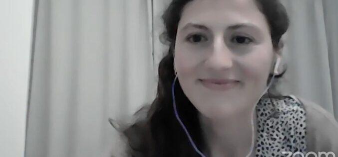 Literatura | Carolina Allegro recebe Prémio 'Matilde Rosa Araújo' 2020 atribuído pelo Município da Trofa