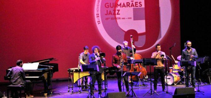 Música | César Cardoso levou standards de 'Dice of Tenors' a passear por Guimarães