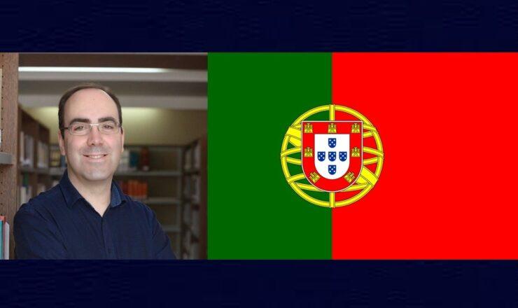 daniel bastos bandeira de portugal 83