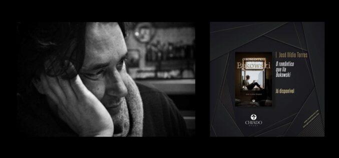 Literatura | José Ilídio Torres realiza viragem na sua carreira literária com publicação de 'O romântico que lia Bukowski'