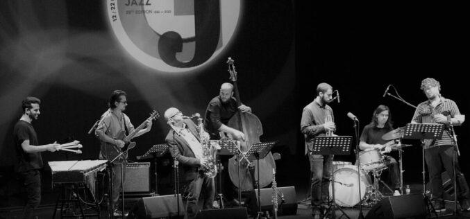 Música | Julian Argüelles deixa 'Aqui e Agora' para memória futura em Guimarães