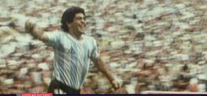 Homenagem | Diego Maradona (1960-2020)