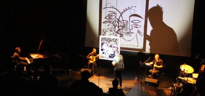 Música | Hugo Raro Quarteto e JAS: sombras Porta-Jazz de imperfeição em concerto desenhado no GuimarãesJazz
