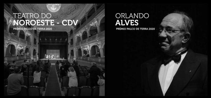 Reconhecimento | Teatro do Noroeste e Orlando Alves distinguidos com Prémio Palco de Terra