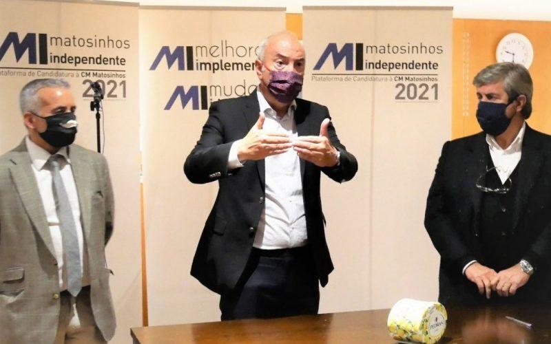 Ambiente   Matosinhos Independente propõe referendo sobre destino da área da Refinaria de Leça da Palmeira